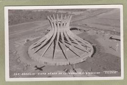 BRASILIA VISTA AERA DA CATEDRAL    PARECIDA - Brasilia