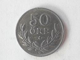 50 Öre Suède (Sweden) 1935 - Suède
