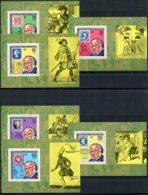 Comoros, Comores, 1978, Sir Rowland Hill, UPU, United Nations, MNH Sheets, Michel 494-499A - Comores (1975-...)