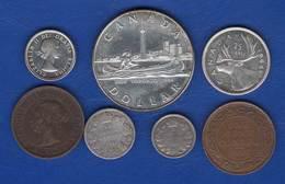 Canada  7  Pieces - Canada