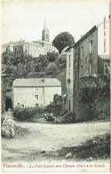Florenville. Le Petit Lavoir Avec Chemin Allant à La Semois. - Florenville