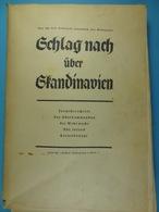 Nur Fur Gebrauch Innerhalb Der Wehrmacht 1939/40 Format 1m X 70cm - Geographical Maps
