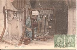 TUNISIE - Fabricant De Tamis En 1914 - Tunisie