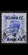 KUWAIT [1950] MiNr 0090 ( O/used ) - Kuwait