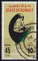 KUWAIT [1963] MiNr 0181 ( O/used ) - Kuwait