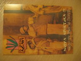 El Ultimo Agave Mexico Post Card SPAIN Bier Beer Pint Biere Cerveza Brewery - Publicidad