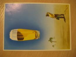 Mirage Illusion Post Card GERMANY Bier Beer Pint Biere Cerveza Brewery - Publicidad