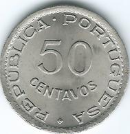 Cape Verde - Portuguese - 1949 - 50 Centavos - KM6 - Cap Vert