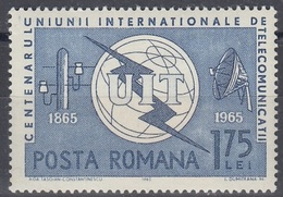 ROMANIA 2402,unused - Organizations