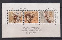 BRD-Germany 1978 / Mi: 959-61, Bl.16  D912 - Gebruikt