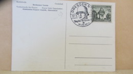 DR: AK-Karte Kubelwelle Mit 6 Pf WHW 1939 Mit SSt. Tag Der Wehrmacht Inf. Ers. Rgt 4 DRESDEN Vom 17.3.41 Knr: 733 - Briefe U. Dokumente