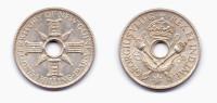 New Guinea 1 Shilling 1938 - Papúa Nueva Guinea