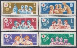 ROMANIA 2677-2682,unused - Unclassified
