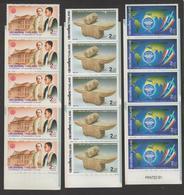 THAILANDE  Lot 3  BOOKLETS  **MNH    Ref;  9594 R - Thaïlande