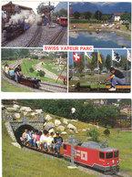 Swiss Vapeur Parc - LE BOUVERET -  (111917) - Trains
