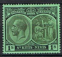 ST KIITS-NEVIS YT 69* - St.Kitts-et-Nevis ( 1983-...)