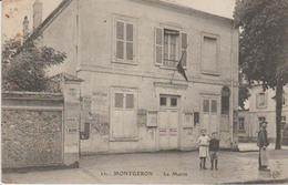 """91 (  Montgeron """".la Mairie """" ) .. - Montgeron"""