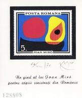 ROMANIA 2905,unused - Blocks & Sheetlets