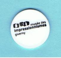 JETON-MUSEE DES IMPRESSIONNISMES-GIVERNY- - Jetons De Caddies