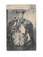 CHINE : Empress Dowager Of China - China