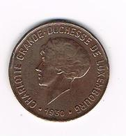 //  LUXEMBOURG 10 CENTIMES 1930 - Luxembourg