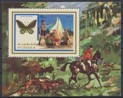 Fujeira, Michel Nr. Block 105 A, Postfrisch - Fujeira