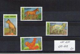 Cap Vert. Animaux Domestiques - Cap Vert