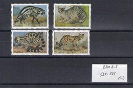 Zambie. Félins - Zambie (1965-...)