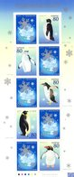 JAPON 2011 / Superbe 10 Valeurs Se Tenant Sur Bloc MNH - Internationales Polarjahr