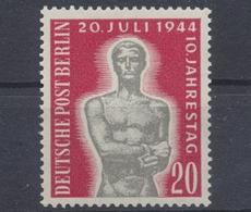 Berlin, Michel Nr. 119, Postfrisch/MNH - Unused Stamps