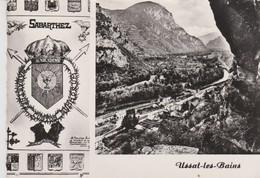 Vue Générale D'Ussat-les-Bains (09) - - Other Municipalities