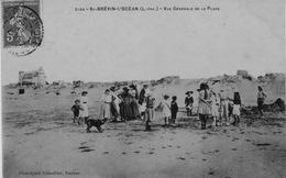 VUE   GENERALE   DE  LA  PLAGE - Saint-Brevin-l'Océan