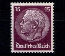 Deutsches Reich, MiNr. 488, Wasserzeichen 2, Postfrisch / MNH - Germany