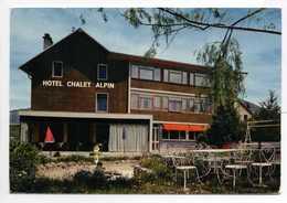 - CPSM GUILLESTRE (05) - HOTEL CHALET ALPIN 1973 - J. JAUME Prop. - Editions CAP - - Guillestre