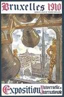 Bruxelles 191 - Exposition Universelle Et Internationale - Werbepostkarten