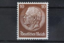 Deutsches Reich, MiNr. 518 Y, Seltene WZ-Variante, Ungebraucht / Unused - Germany