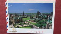 CANADA. OTTAWA. ONTARIO. Ecrite. Entier Postal. Scan - Ottawa