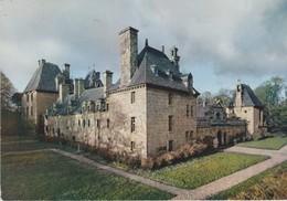 Château De Kerjean, à Saint-Vougay (29) - - Saint-Vougay