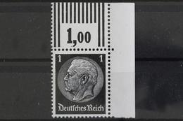 Deutsches Reich, MiNr. 512, Ecke Re. Oben, Lang, Postfrisch / MNH - Germany
