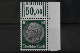 Deutsches Reich, MiNr. 525, Ecke Re. Oben, Postfrisch / MNH - Germany