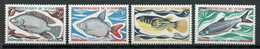 Tchad, Yvert 216/219, Scott 218/221, MNH - Tchad (1960-...)