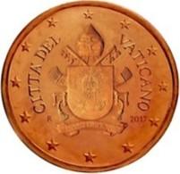 Vatikaanstad 2019   5 Cent   Met De Afbeelding WAPENSCHILD !!  Zeer Zeldzaam - Extréme Rare !!!! - Vatican