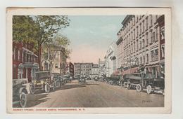 CPA POUGHKEEPSIE (Etats Unis-New York) - Market Street Looking North - NY - New York