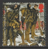 GB 2015 Centenary Of 1st World War £1.52 Multicoloured Sg:GB 3714 O Used - Used Stamps
