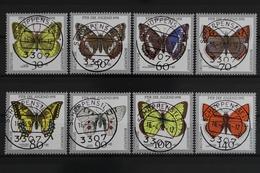 Deutschland (BRD), MiNr. 1512-1519, Zentrische Stempel, Gestempelt - [7] Federal Republic