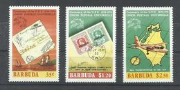 BARBUDA YVERT 172/74     MNH  ** - Antigua Y Barbuda (1981-...)