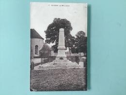 GUIGNES - Le Monument - France