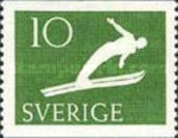 MH STAMPS Sweden - The National Athletic League  -1953 - Suède