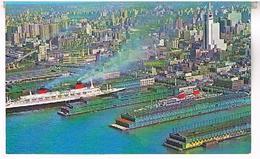 SHIPS  FROM  AROUND  THE  WORLD   NEW YORK  CITY      TBE  US 346 - New York City