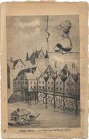 D75 - VIEUX PARIS - LE PONT AUX MENIERS  (1580) - Dans Le Coin Droit Supérieure : Femme Avec Coiffe - PRECURSEUR - Ponts